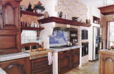 European Old World Kitchens Kitchen Design Notes