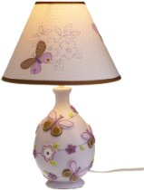 my baby five nursery lamps for your baby girl. Black Bedroom Furniture Sets. Home Design Ideas