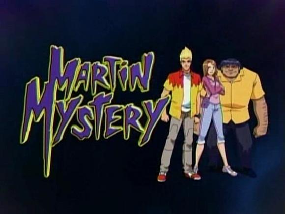 Martin Mystery Episodios Latino