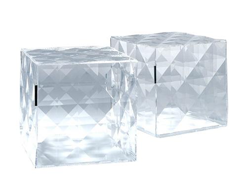 Wonderful Buy Kartell Optic Cube On Stardust.com Idea
