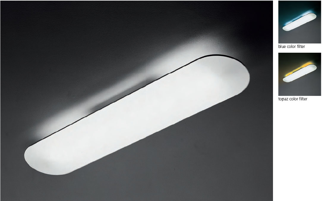Artemide Float L Modern Ceiling Lamp By James Irvine