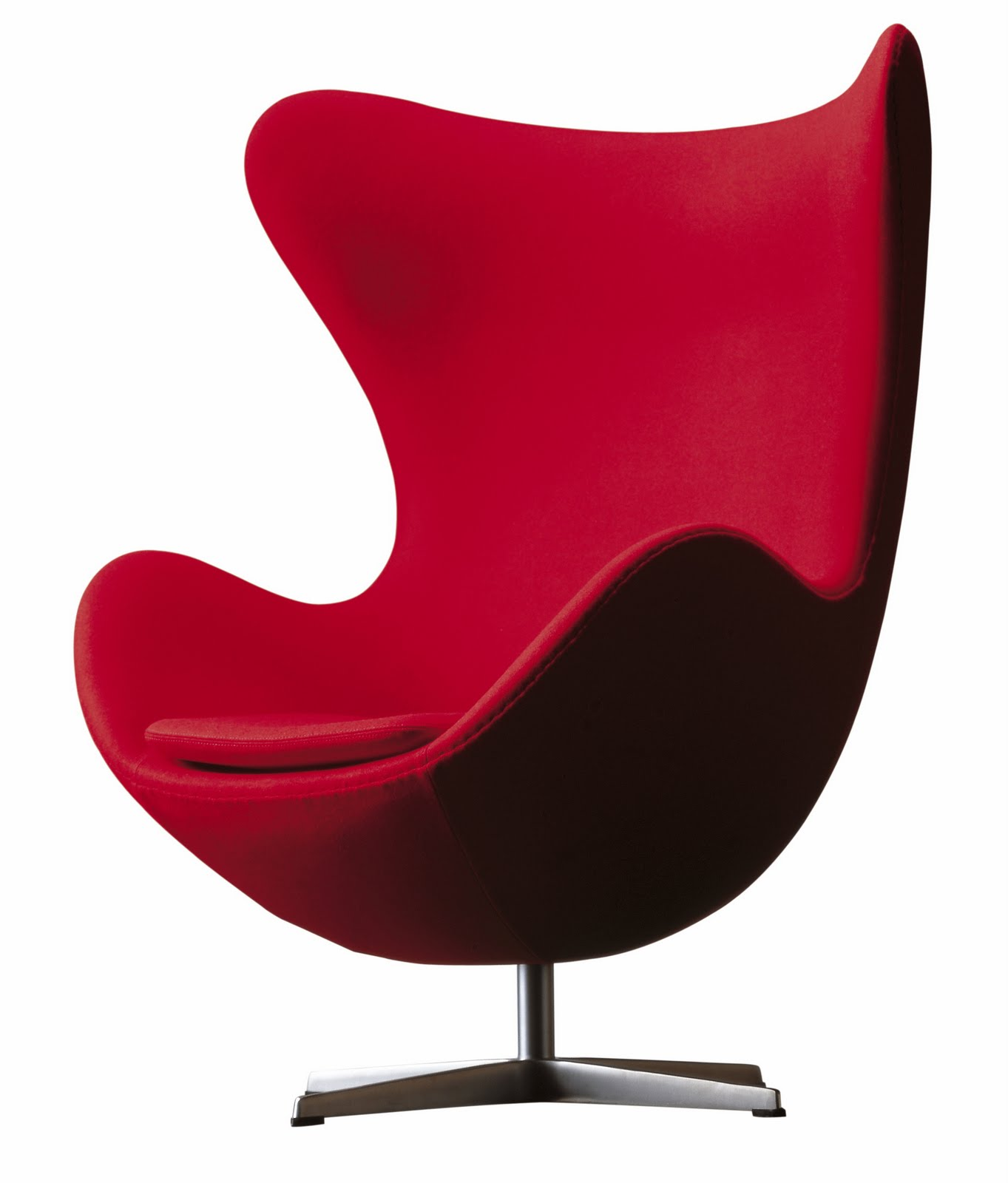 Modern Furniture Chair modern interior design: original egg℠ shaped egg chair lounge with