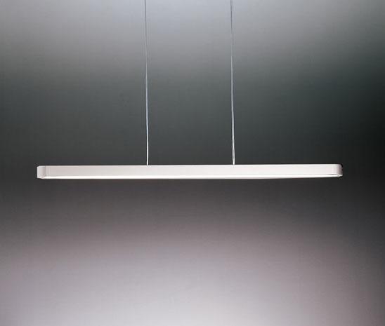 talo modern long overhead work office lighting by neil poulton overhead office lighting