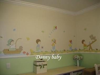 decoração de menino ( Leo )