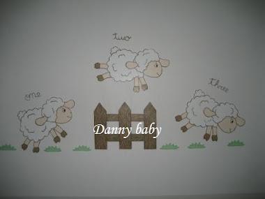 decoração ovelhinha / carneirinho