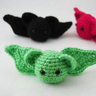 Buy Little Bat amigurumi pattern - AmigurumiPatterns.net