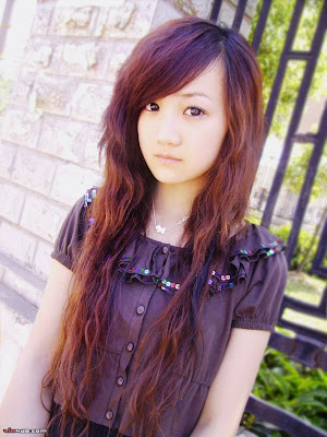 Asian emo girl hairstyles