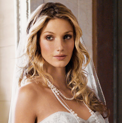 Wedding Hairstyles pictures- Long tangled Curls
