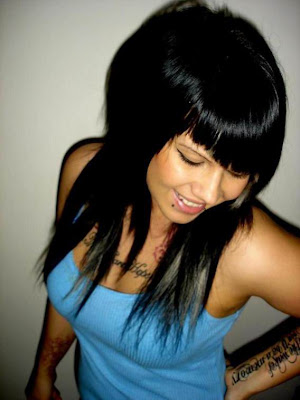 long emo style haircuts very good with long haircuts with emo style made