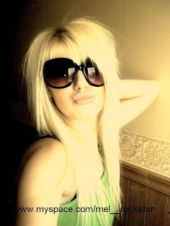 Blonde emo hairstyle for girls. December 31, 2010 – 11:56 am | by Styler