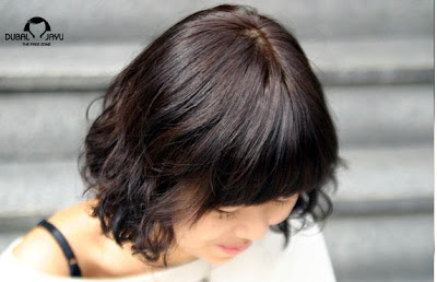 2009  Spring Asian Curly Hairstyles