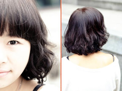 2009 Asian Curly Hairstyles