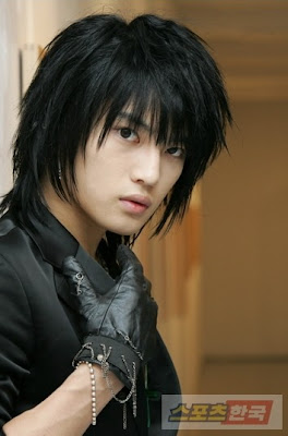 Men Korean Hairstyle Pictures
