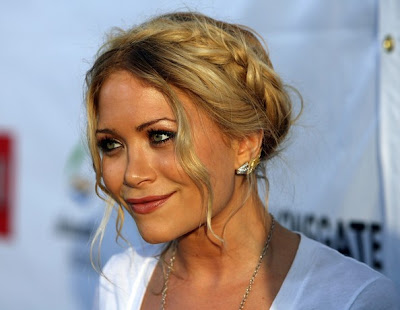 beautiful braids hairstyle. I love the way it looks, when you braid your