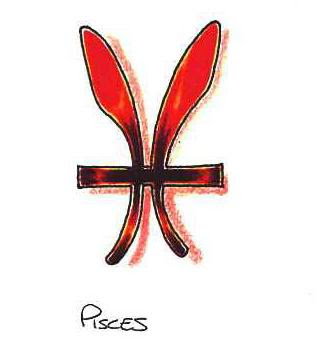 free  Pisces  tattoo pictures