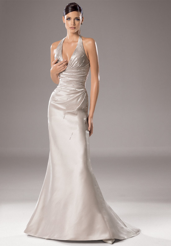 Jane wedding gowns i 39 d like for White and silver wedding dresses