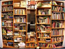 ...bookcase...