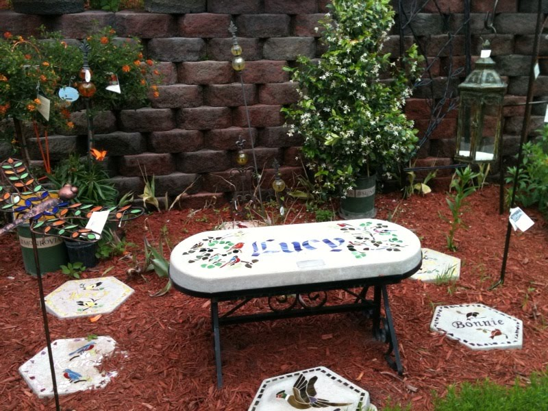 Loved ones memorial ideas for loved ones for Garden memorials for loved ones
