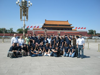 Students in Beijing, China