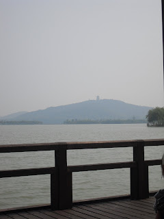 A view of Wuxi.