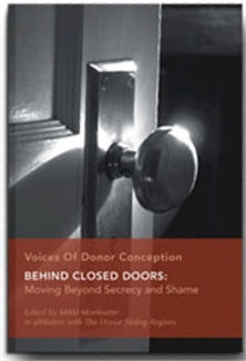 Book: Voice of Donor Conception - Behind Closed Doors