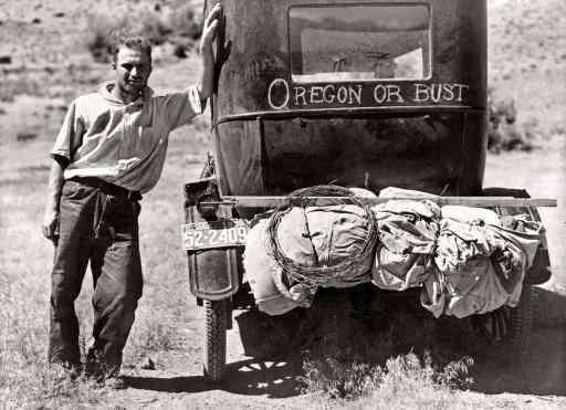 Oregon or Bust