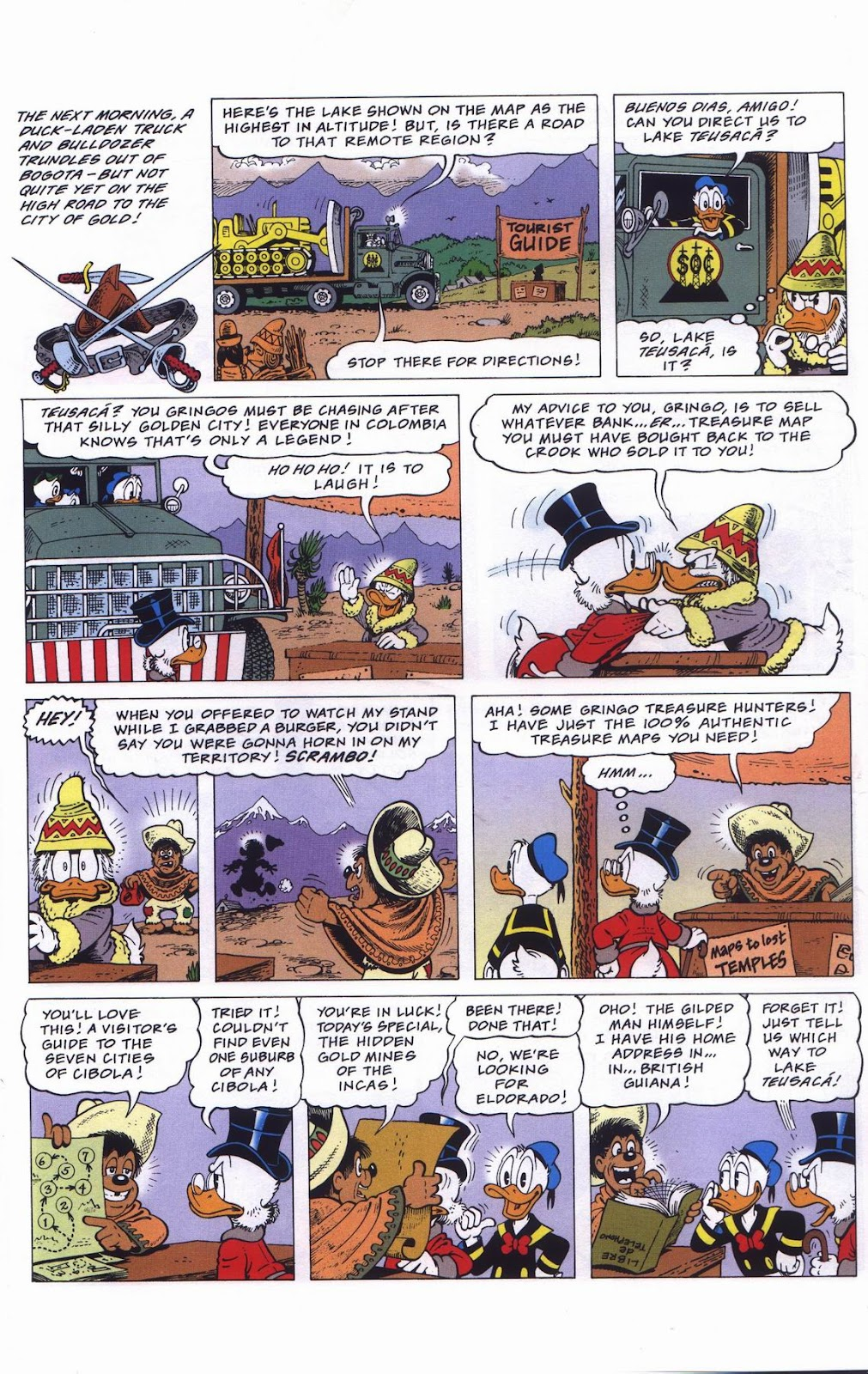 Uncle Scrooge (1953) Issue #311 #311 - English 18