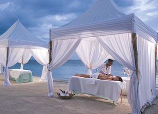 Caribbean Spa Vacation