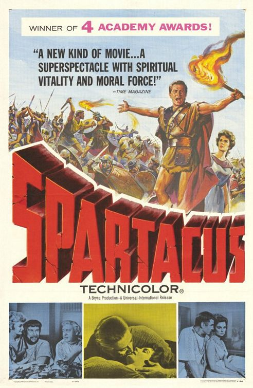 Swords and Sandals: Spartacus (1960)