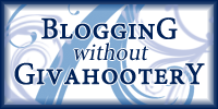 Blogging without GiveaHootery