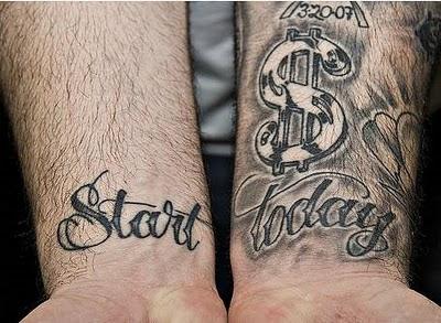 Men Hand Tattoos 9