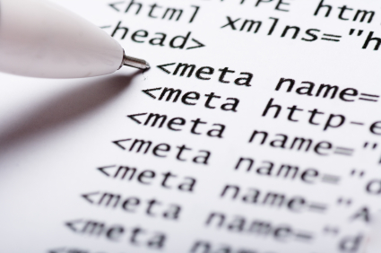 meta tags in blogger
