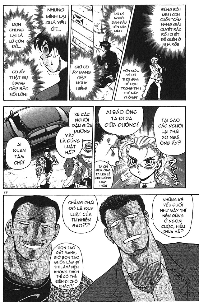 Kenichi trang 35