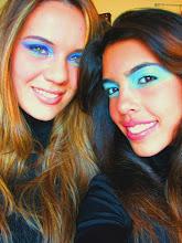 Ana Lu e Iris