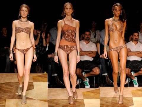 Fashion Rio Verão 2011: Moda Praia