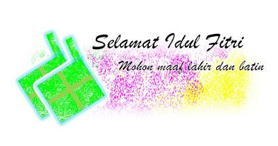 Selamat Idul Fitri 1430 Hijriah