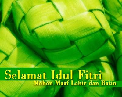 Kumpulan Gambar Kartu Lebaran 1430H Selamat Idul Fitri