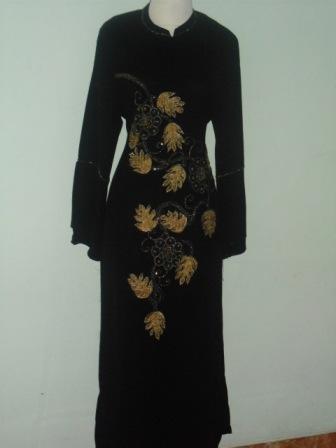 Koleksi Baju Busana Gamis Rok Clana Murah Tahun 2011 -
