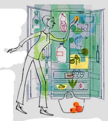 La limpieza de la casa i limpiar el frigor fico - Agencias de limpieza barcelona ...