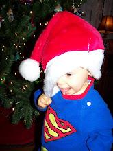 HoHoHo... here comes furture Santa Claus... ;)