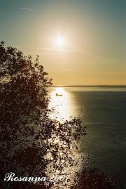 Tramonto dalla Costiera di Trieste