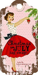 X-mas in July Tag swap