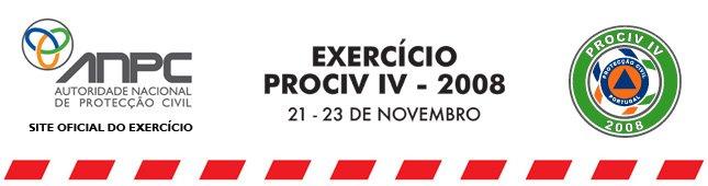 """Exercício """"PROCIV - IV"""""""