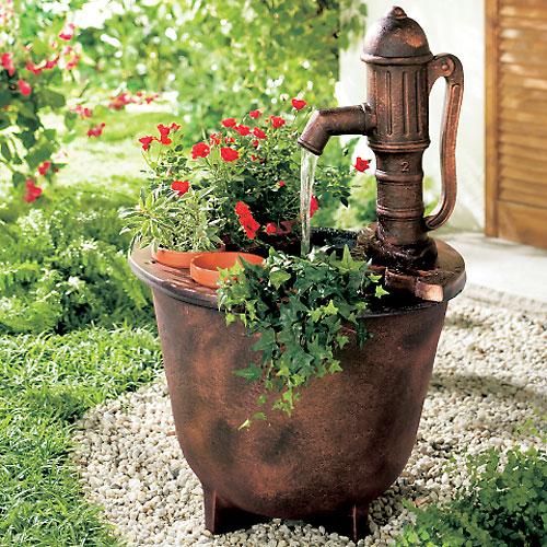 ideias baratas jardins:http://decorabrasil.com.br/blog/index.php/2009/03/25/decoracao-rustica
