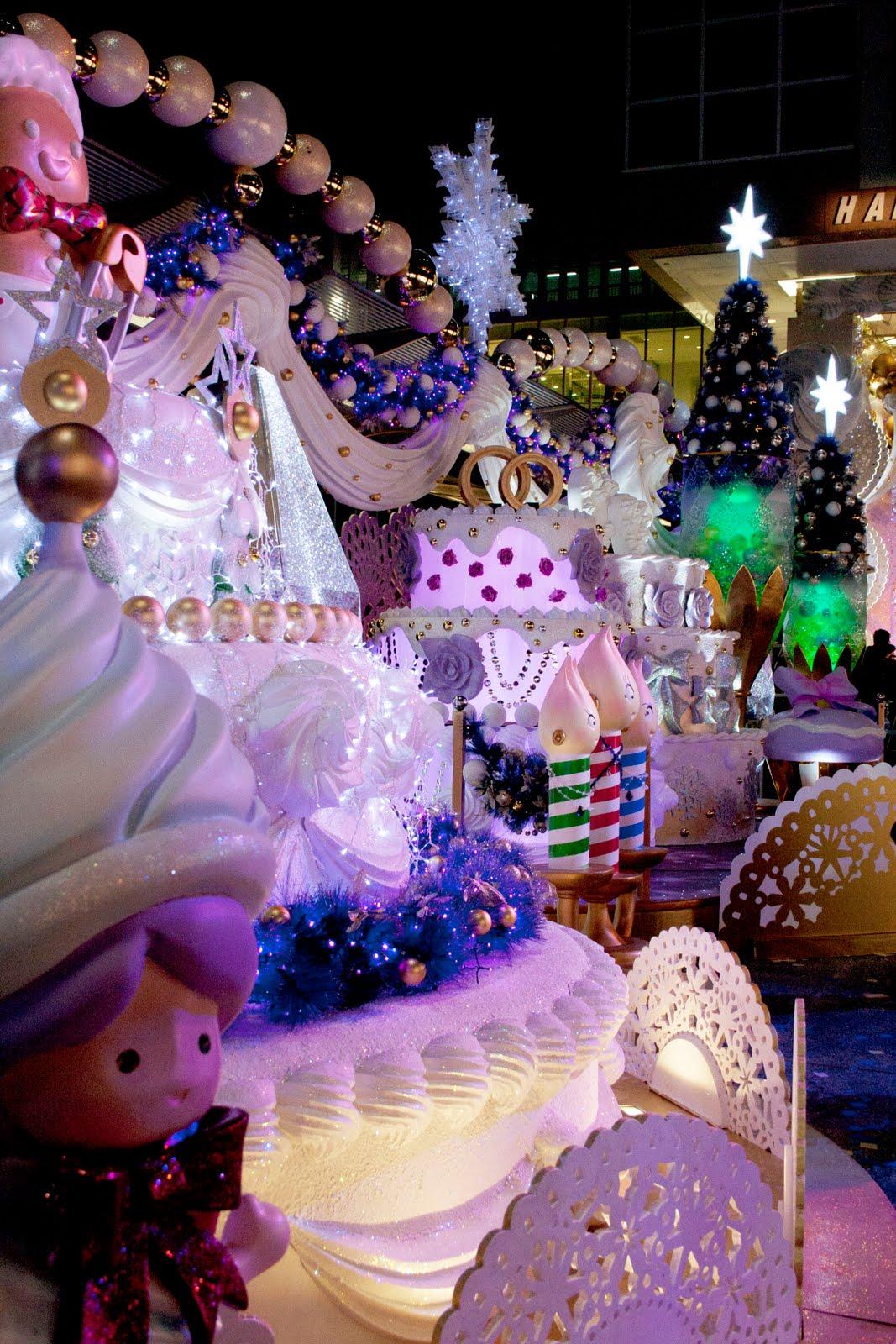 海港城 聖誕燈飾 harbour city