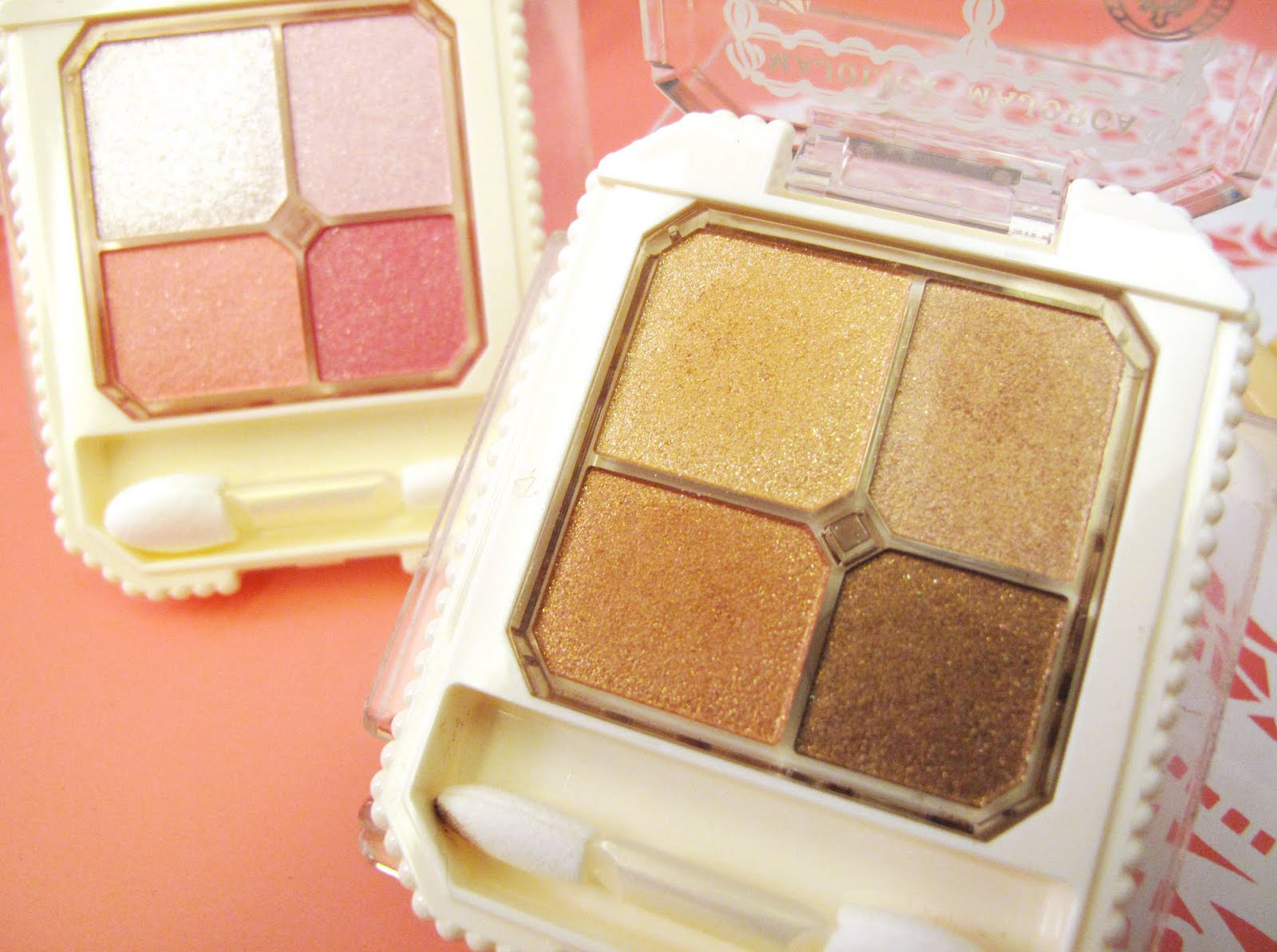 Majolica Majorca shiseido macaroon 胭脂