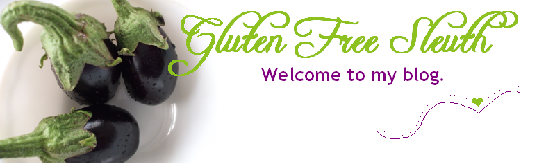 GLUTEN FREE SLEUTH