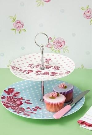 Vintage Cupcake Stands