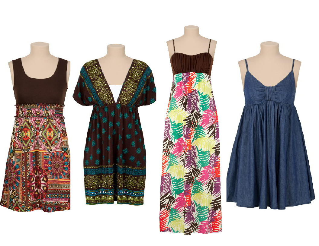 Cheapalicious: Nifty under $50: Summer dresses @ Maurices + save 20%!