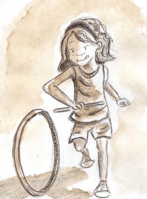 Illustration Friday - Old-Fashioned